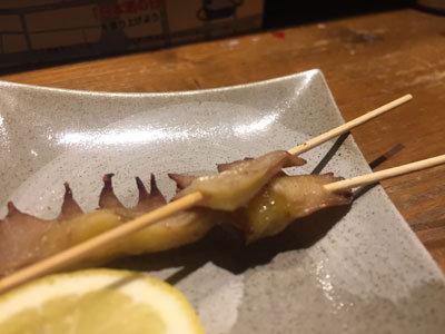 神戸 元町 焼鳥 とろ火屋 とさか