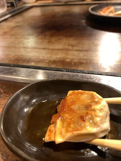 姫路 お好み焼き 鉄板焼き そう Sou 餃子