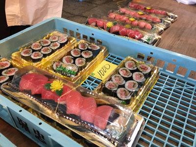 姫路 市場祭り 2017 鮨