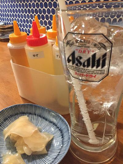 姫路 酒肴 魚寿司 自分チューハイ