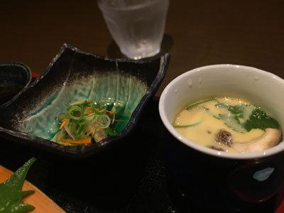 姫路 創作料理 一張羅 ランチ 小鉢