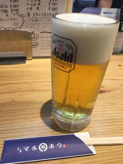 姫路 フェスタバル 2018 マルホウ 生ビール