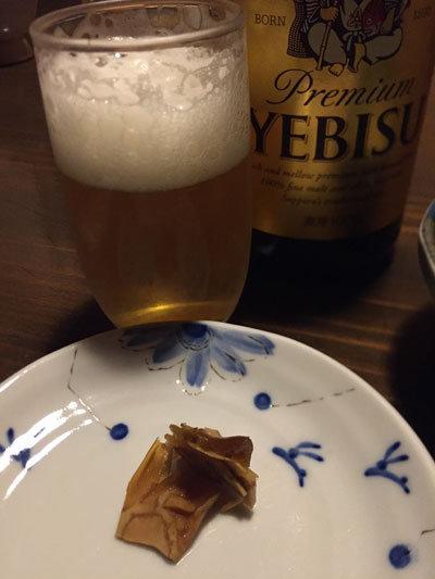 姫路 手打そば のりくら 瓶ビール