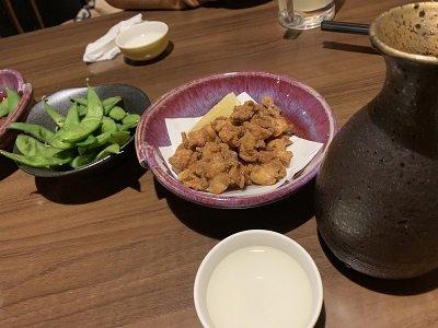 姫路 居酒屋 味ごろ 鶏なんこつ唐揚げ