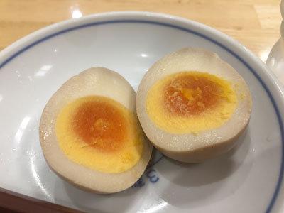 大阪 野田 ぎょうざの満州 味玉