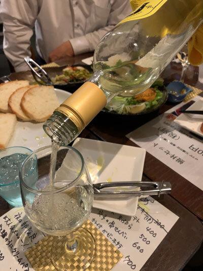 赤穂 牡蠣 かましま ワイン