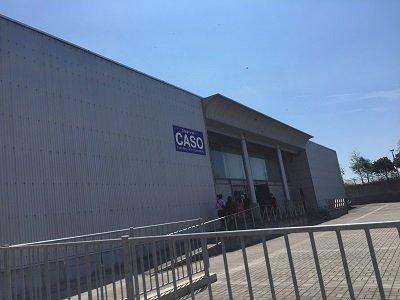 大阪 海岸ギャラリー CASO