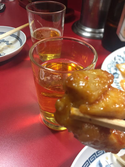 姫路 富士ラーメン 酢豚