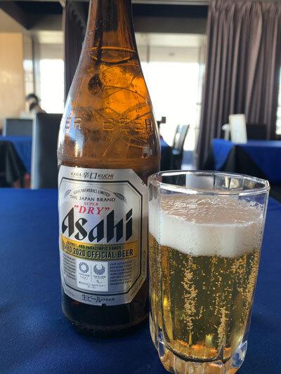 姫路 ランチ セバスチャンダイニング 瓶ビール
