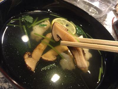 日本酒 ゴーアラウンド神戸 和料理 みのり 松茸