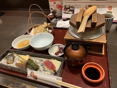 京都 京やさい料理 接方来 京都駅ビル店 鴨川