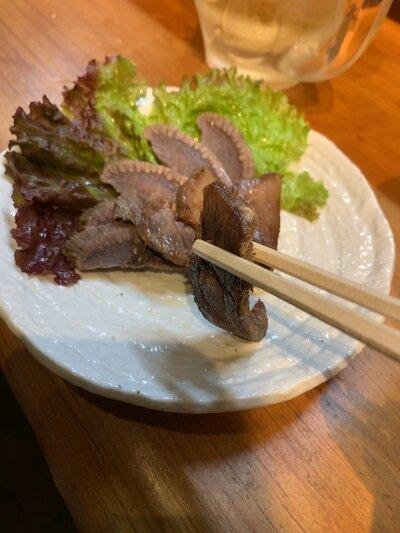 姫路 立ち喰い味噌漬け専門店 ミソ粕 タン