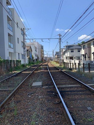 大阪 阪堺電気軌道上町線