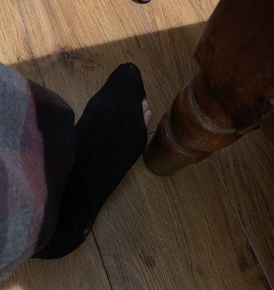 まぁころの靴下
