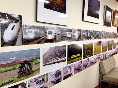 宍粟市 いろり鉄道 鉄道の写真