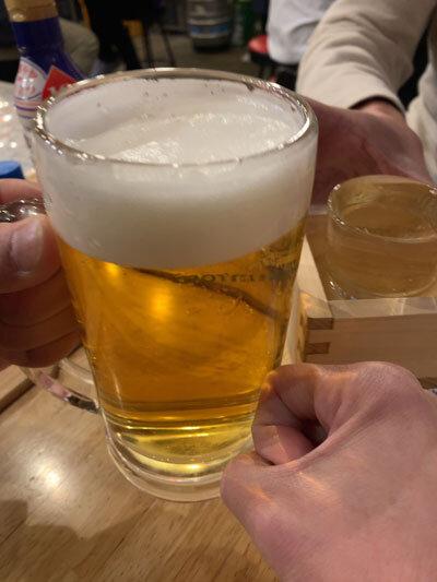姫路 居酒屋 魚屋 乾杯