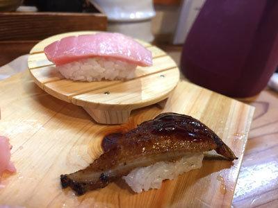 姫路 立ち喰い寿司 魚路 にぎり寿司