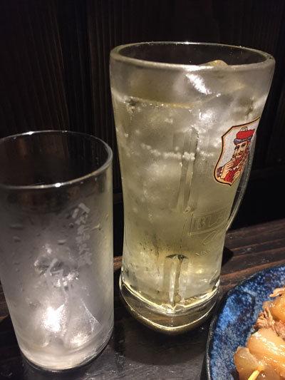 姫路 路地裏 プロ酒場 ハイボール
