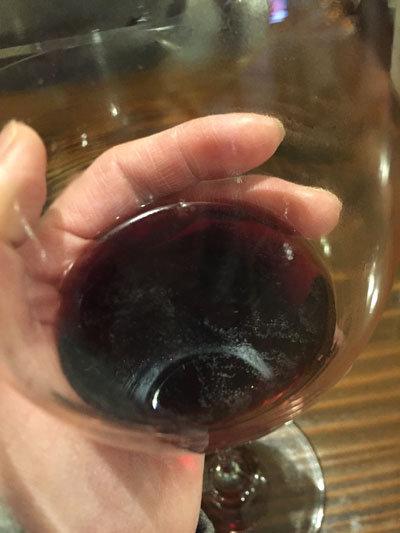 姫路 ワインバル kagen ホットワイン