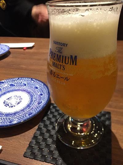 姫路 チャイニーズ キッチン 福福楼 生ビール