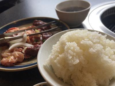 姫路 焼肉 味園 Wランチ
