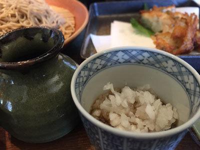 姫路 ヤマサ蒲鉾 蕎麦乃麦 大根おろし