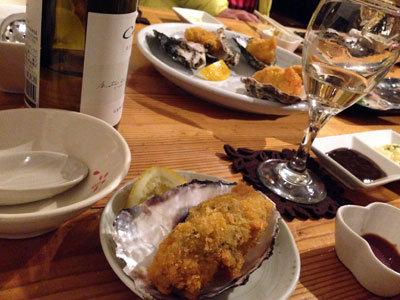 赤穂 牡蠣 かましま 牡蠣フライ