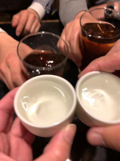 姫路 麺酒屋 からから 乾杯
