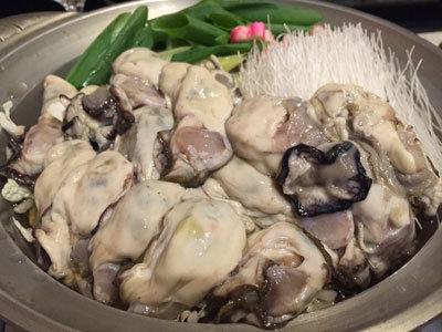 赤穂 牡蠣 かましま 牡蠣鍋