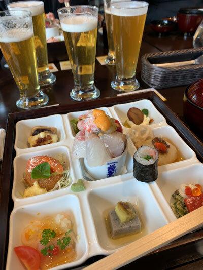 岡山県 宮下酒造 プレートランチ