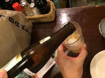 大阪駅第一ビル 萬願亭 ノンアルコール
