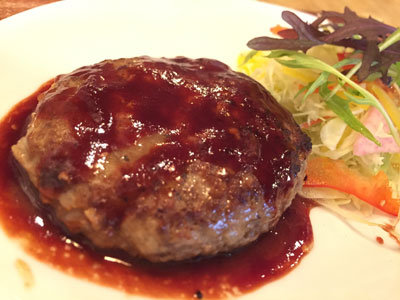 姫路 肉バル TSUMUGIYA 但馬牛と八鹿豚の特製ハンバーグ