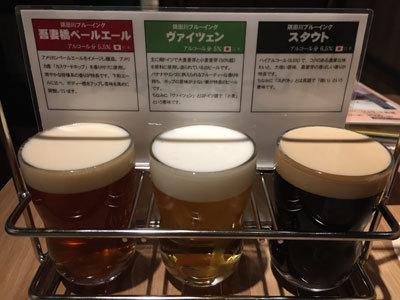 アサヒ クラフトビール 呑み比べセット