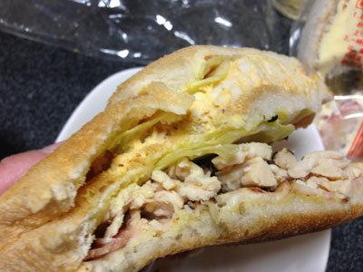 高砂 街のサンドイッチ工房 サンドイッチ