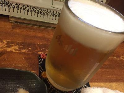 姫路 塩町 だいどころ 菜ごみ 生ビール