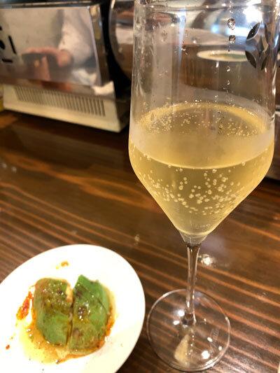 姫路 kagen 泡ワイン