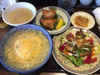 姫路 中華料理 福福楼 ランチ