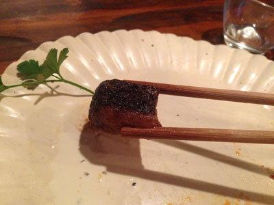 明石 グリドルキッチン MORISHIN 前菜盛 牛肉