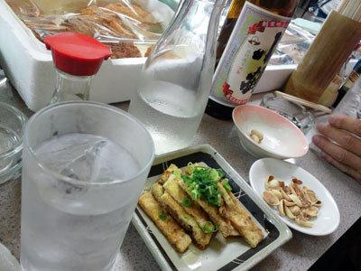 加古川 岩崎酒店 立呑み処 美味しい豆腐