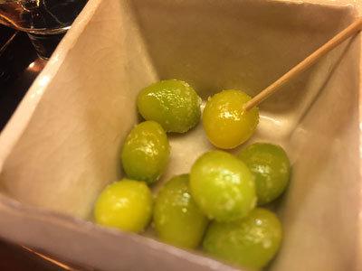 日本酒 ゴーアラウンド神戸 割烹料理 江川 銀杏