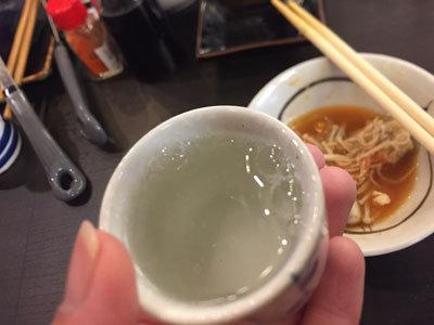 姫路 天晴水産 ぽっぽ家 熱燗