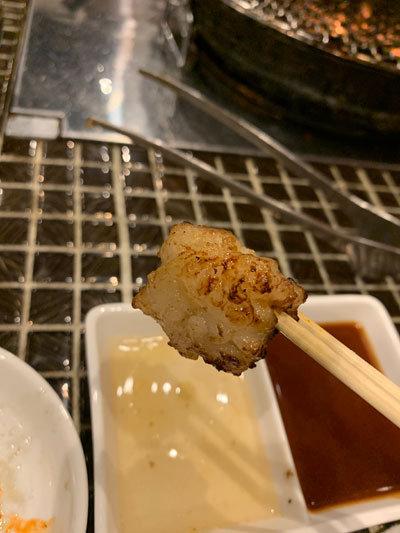 姫路 焼肉ホルモン 五味屋 テッチャン