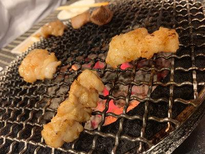 姫路 焼肉 五味屋 ホルモン