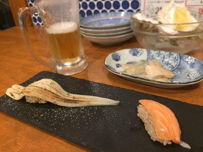 姫路 フェスタバル 2018 姫路酒肴 魚寿司 寿司