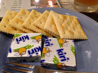 神戸 西元町 のらまる食堂 クリームチーズ
