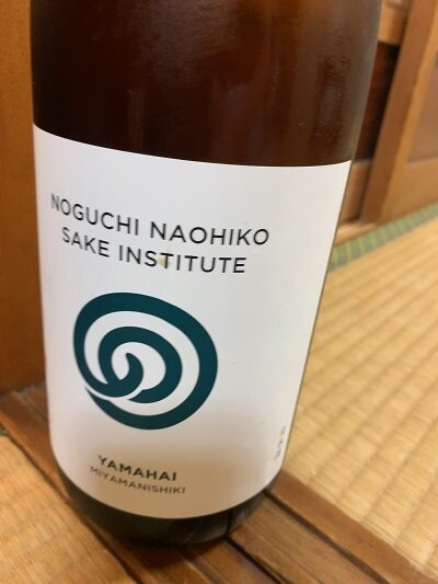 日本酒 NOGUCHI NAOHIKO