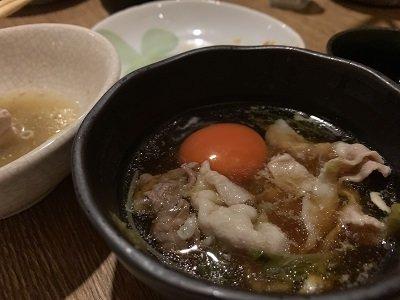 大阪 草鍋 えんや 豚肉