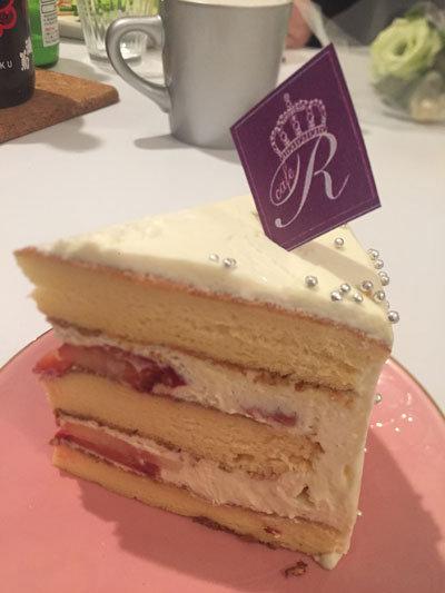 姫路 Cafe Rei ケーキ