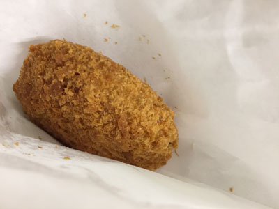 2017 ファミリーマート チーズ入りコロッケ