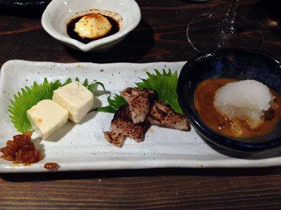 加古川 居酒屋 ダイフク 豆腐味噌